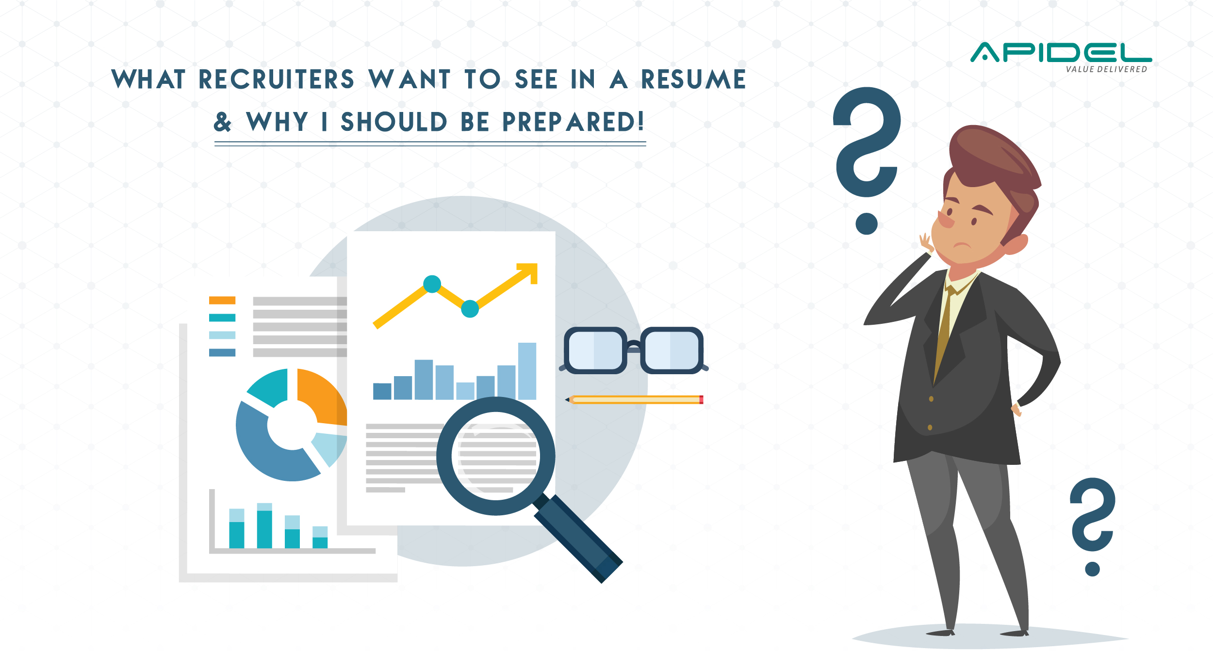 recruiters want your resume to be on their watch list how should you
